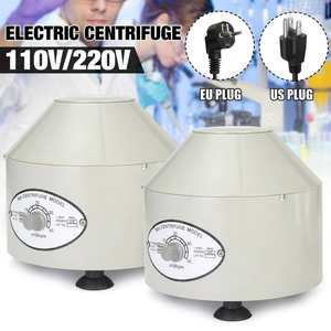 Medical-Separator Electric-Centrifuge Timing-Removal-Serum Bubble-Adjusted of