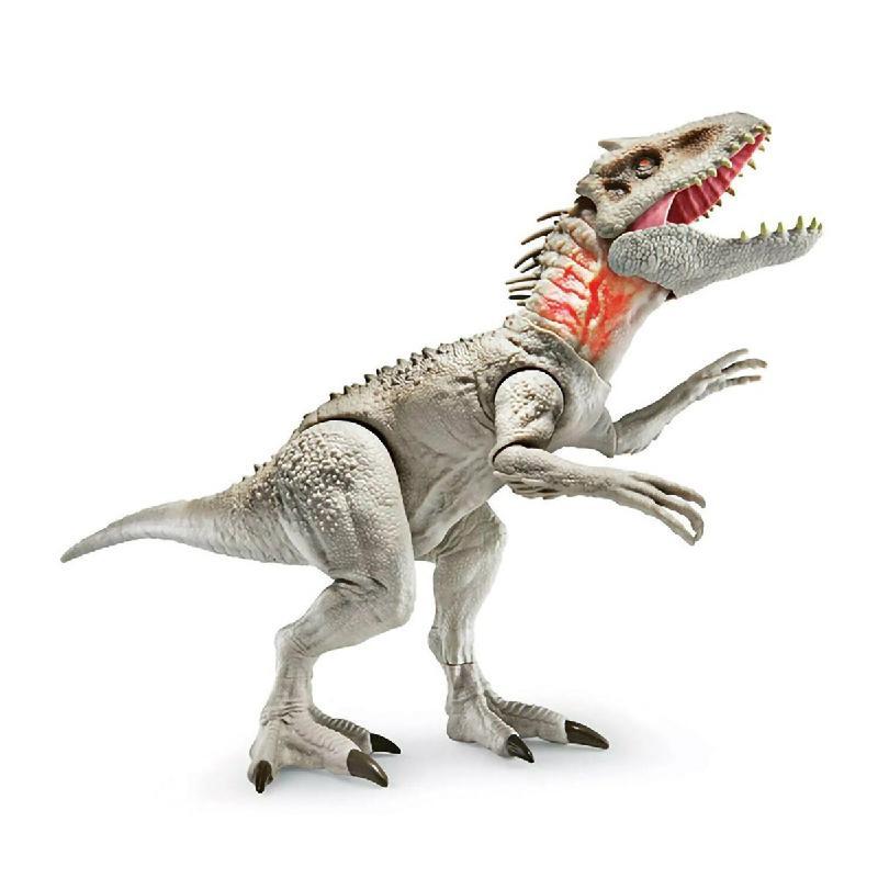 Большой размер мир Юрского периода Indominus Rex динозавр тираннозавр серия подвижных суставов звуковые эффекты модель игрушка для детей подаро...