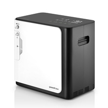 Yuwell YU360 חמצן מרוכז נייד חמצן מחולל חמצן רפואי מכונה homecare AC110V 60HZ אנגלית שפה פנל