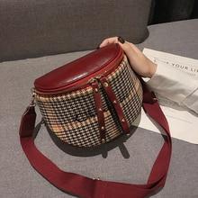 Louis Brand Women Bucket Shoulder Bag Crossbody Bags for Women Messenger Bags Fashion Women Handbags Bolsa Feminina Bolsos Mujer цена 2017