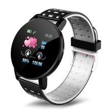 2020 New Bluetooth Smart Watch Men Blood Pressure Smartwatch
