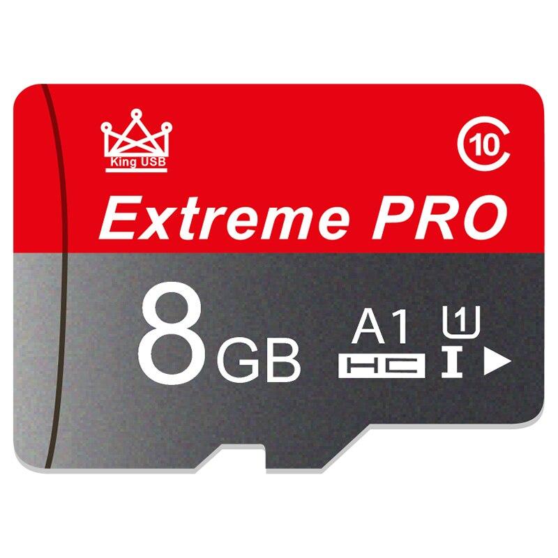 Tarjeta Micro sd de 8GB 16GB 32GB 64GB 128GB TF/tarjeta SD tarjeta de memoria microsd de 32 gb tarjeta SDXC SDHC Clase 10 Flash drive para el teléfono inteligente Tira de LED para iluminación trasera para LG 32