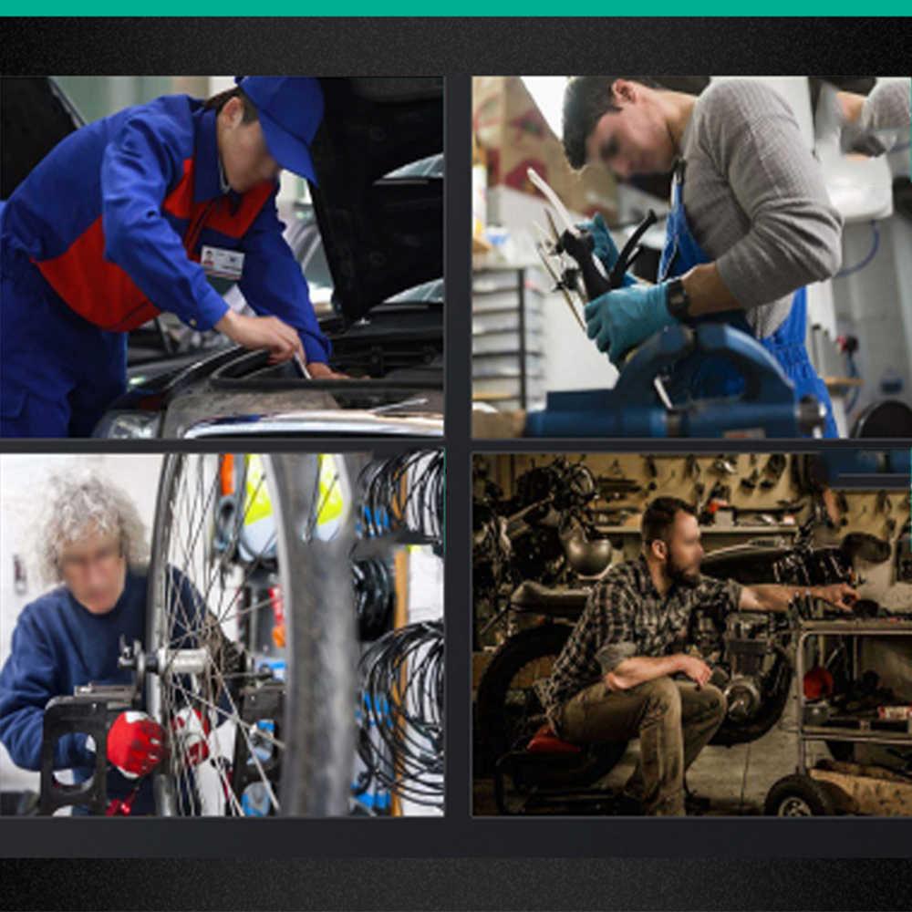 6-17mm el anahtarları yüksek karbonlu çelik somun anahtarları taşınabilir anahtarı el aletleri ahşap araçları araba tamir sıhhi tesisat aracı