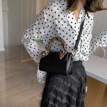 Mini Fashion Shoulder Bag Pu Leather Casual Handbag Solid Color Magic Design Ladies Daily Messenger Bag Simple Leather Bag цены