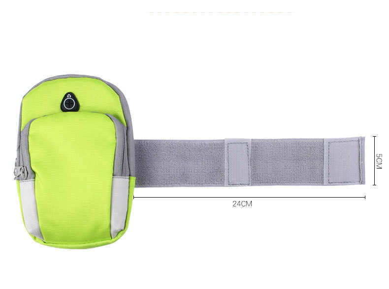 4-6 סנטימטרים ספורט Armband כיסוי ריצה זרוע שקיות פאוץ ריצה Arm Band תיק טלפון מחזיק xiaomi redmi iphone מקרה אימון כושר