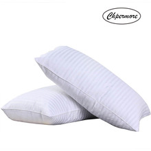 Chpermore 100% Mulberry Silk Pillow Five Star Memory Pillows  48*74cm Orthopedic Neck Pillow With cotton cover Sleeping Health