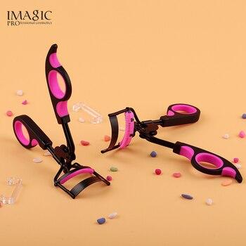 IMAGIC Ladies Makeup Eyelash Curlers False Eyelashes Natural Curling Cosmetic Beauty Makeup Tools Eyelash Curlers недорого