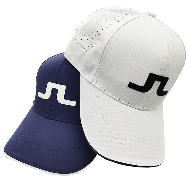 2020 summer new JL golf hat men and women adjustable outdoor sports golf hat tennis sunshade breathable hat free shipping