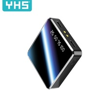 Мини 10000 мАч Внешний аккумулятор Двойной USB портативный внешний аккумулятор зарядное устройство Внешний аккумулятор для iPhone4 5 6 7 8 xiaomi samsung