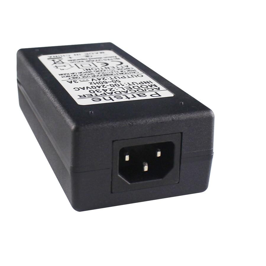 DC Adapter Power Supply for Zebra ZP450 ZP550 ZD500 HC100 Printer 24V AC