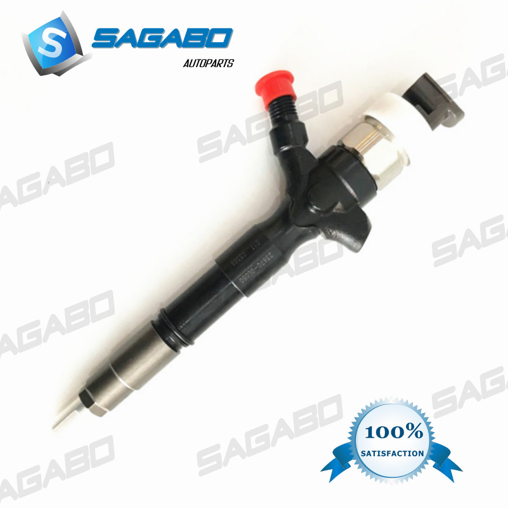 095000 8290 for Hilux 23670 0L050 GENUINE AND BRAND NEW DIESEL Common Rail Injector in Fuel Inject Controls Parts from Automobiles Motorcycles