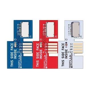 Image 4 - مايكرو SD بطاقة محول TF قارئ بطاقات ل NGC محول المهنية SD2SP2 داعم محول المنفذ التسلسلي