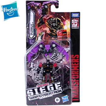 Hasbro Transformers Toys Generations War For Cybertron: Siege Micromaster WFC-S46 Ratbat Rumble  WFC-E4 Bombshock Action Figure