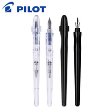 1 Pcs 파일럿 Cali Chaise 펜 FP 60R EF/F/M 날카로운 투명 펜 스트로크 전용 펜 0.3mm/0.38mm/0.5mm 그림 스케치