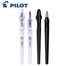 1 Pcs Pilot Cali Chaise Pen FP 60R Ef/F/M Scherpe Transparante Pen Slagen Gewijd Pen 0.3Mm/0.38Mm/0.5Mm Schilderen Schets