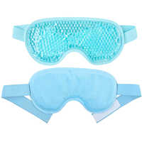 Best Eye Mask Hot Cold Gel Beads Sleep Mask Anti-Aging Perfect for Relieving Migraines Stress Related Tension Reduce Puffy Eyes