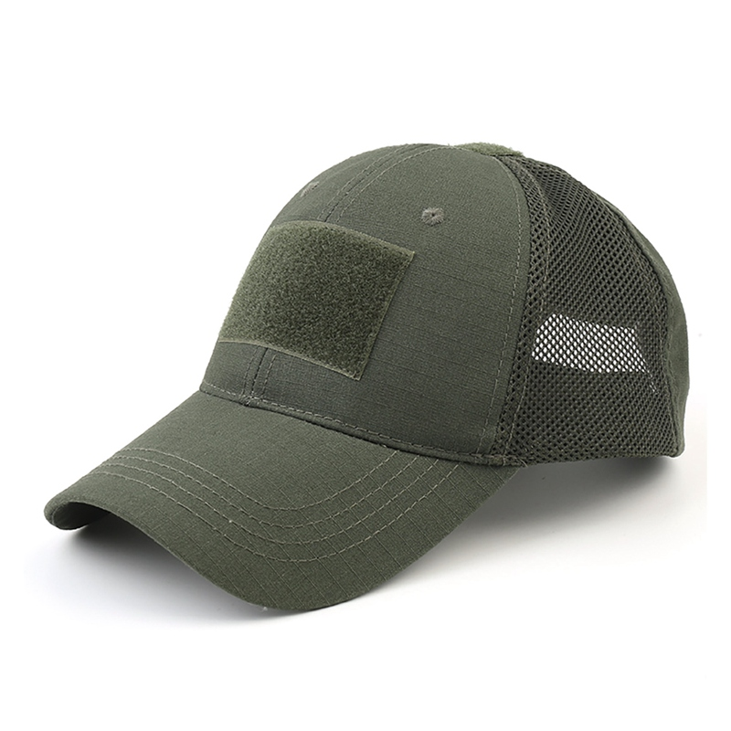 Gorro militar táctico para deportes al aire libre, gorra militar de camuflaje, sencilla gorra de caza de camuflaje del ejército para hombres y adultos