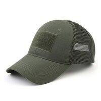 Militar táctico gorra para deportes al aire libre gorra militar sombrero de camuflaje simplicidad ejército Camo gorra de caza para los hombres