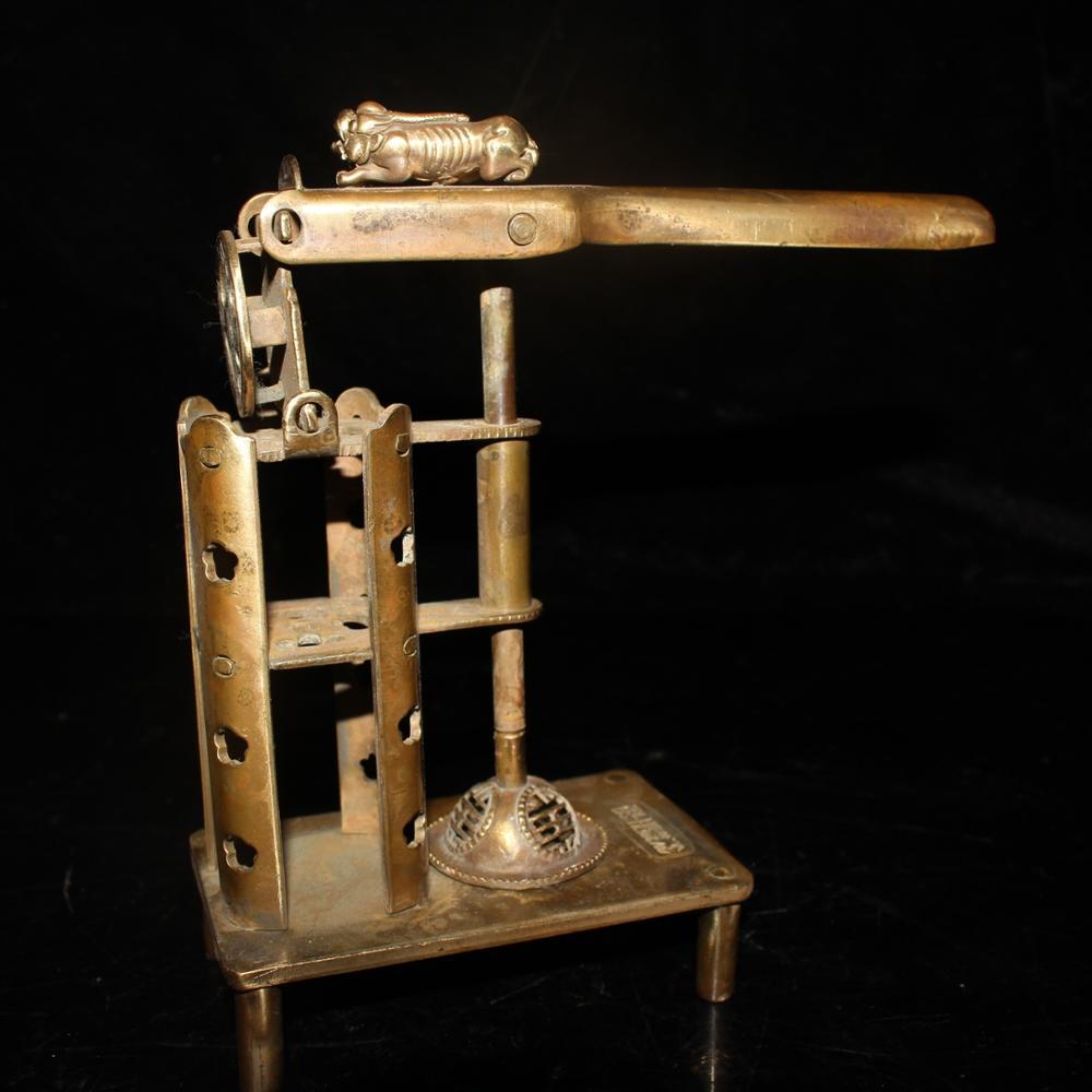 Exquisite Antique Pure Copper Torture Tool