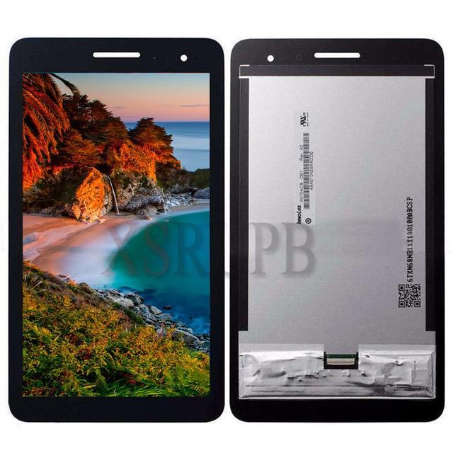 สำหรับ Huawei MediaPad T2 7.0 LTE BGO DL09 จอแสดงผล LCD และหน้าจอสัมผัส Digitizer ASSEMBLY + เครื่องมือ