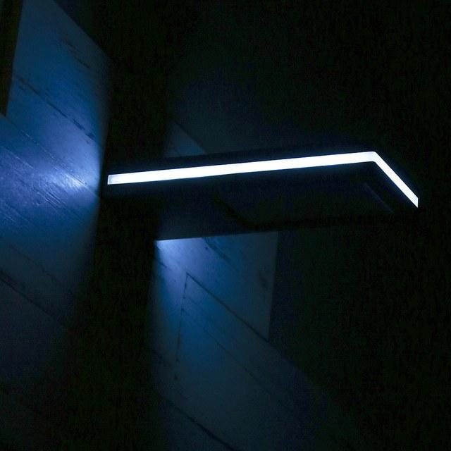 144 LED Solar Power Motion Sensor Wall Light Outdoor Garden Lamp Waterproof 4