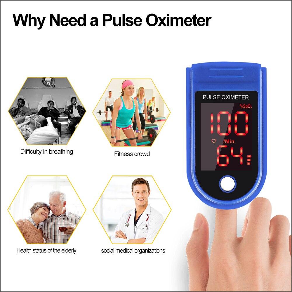 pulse oximeter JPD-500B-3