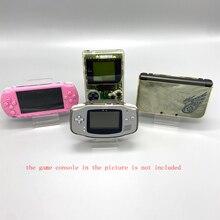 10pcs פלסטיק ברור שקוף Stand מדף חלון דלפק הראווה תצוגת GB/GBC/GBA /PSP/3DS/2DS/PSV משחק קונסולה