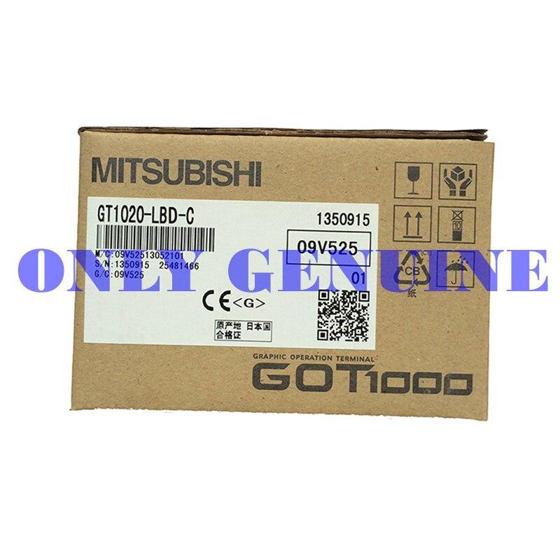 HMI Screen GT1020-LBD-C Mitsubishi 3.7 inch Touch screen Panel GT1020-LBD-C HMI PLC Industrial фото