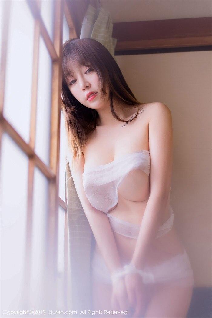 ★秀人网★王雨纯-2019.01.11@No.1308[48+1P/248MB]插图2