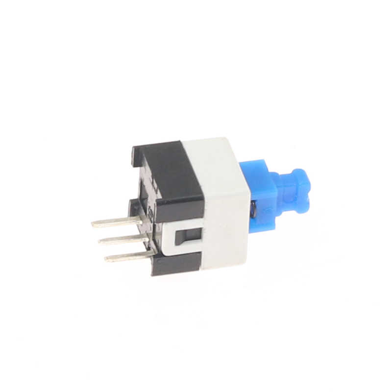 GP 10 Pcs/lot 7*7 3 P/6 P 30V 0.5A Push Button Switch Taktil Kebijaksanaan Beralih langsung Patch Self-Reset