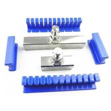 6 Pcs/set Sheet Metal Paintless Detection Portable Dent Repair Tool Adhesive Glue Practical Car Puller Tabs Auto Suction Durable