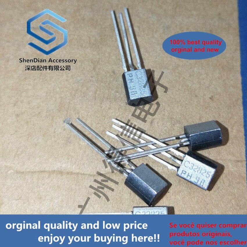 30pcs 30pcs 100% Orginal New BC328-25 C328  TO-92 Real Photo
