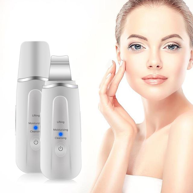Ultrasound Skin Scrubber  14