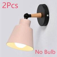 Pink NO Bulb 2Pcs