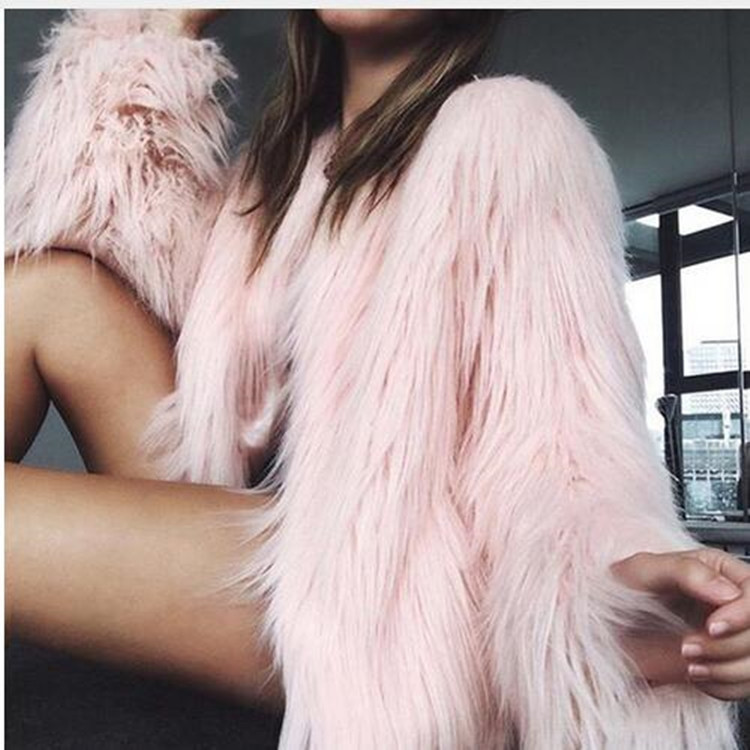 2019 Mommy And Me Faux Fur Vest  Mother And Daughter Clothes  Family Matching Clothes