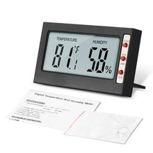 LCD Digital Hygrothermograph Household High Precision Electronic Thermometer Hygrometer Temperature Humidity Measurement