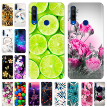 Painted Case For Alcatel 1S 2020 5028Y 5028D Case TPU Soft S