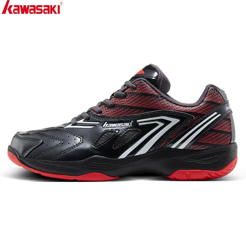 Бадминтонные туфли Kawasaki 2020, дышащие нескользящие спортивные туфли для мужчин и женщин, технические кроссовки-1