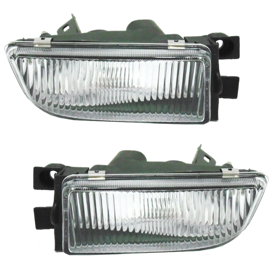 BOOST A Pair Fog Lights  Driving Lamps Front Lamp Bar Lamp For TOYOTA CALDINA CT196 1996 1997 1998 1999 2000 2001 2002