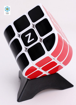 Zcube Penrose cube 3x3x3 Curve Trihedron Magic Cube Puzzle Toys for Competition Challenge toys for children 56mm Magic cube