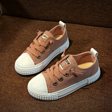 2019Spring New Kids Shoes For Girls Children Sport Shoes Bla