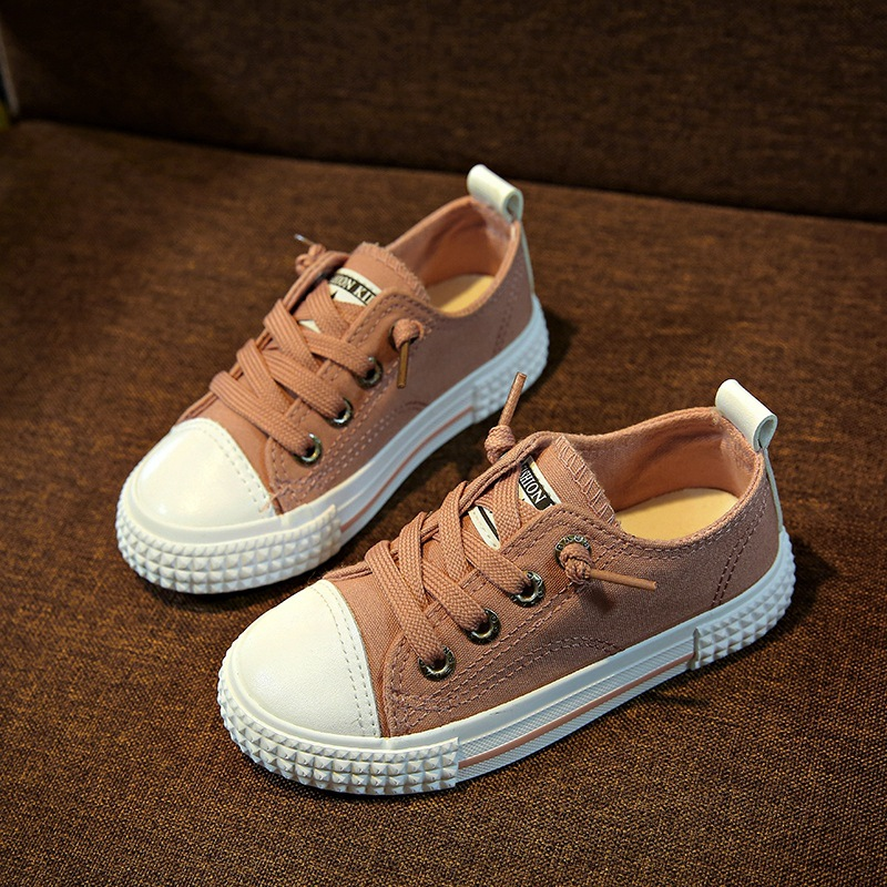 Kids Shoes For Girls Boys Children Sport Shoes Black In Children's Shoes Student Fashion Running Shoes Boys Sneakers