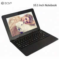 New 10.1 Inch Notebook Laptop Android Laptop Quad Core Android 6.0 Allwinner 1.5GHZ Bluetooth Wi-Fi Mini Laptop Netbook Laptop