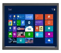 Car portable square open frame rgb 1280x800 lcd panel 10 inch vga tft lcd monitor with frameless