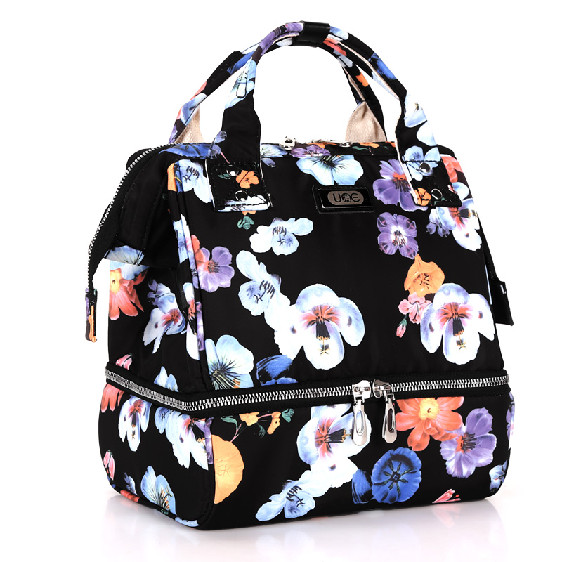 Mom Handbag Nappy Bag  Baby Bags Mummy Backpack  Waterproof Travel Multifunction Stroller  Diaper Bag