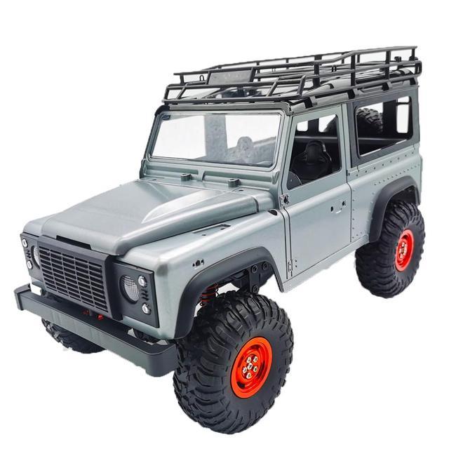 LeadingStar MN Model Metal Beadlock Wheels Rims for MN45 D90 91 96 99 99S 99A 1/12 Rc Car Model Spare Parts DIY