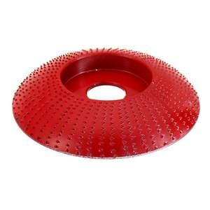 Image 2 - 110mm łuk z węglika wolframu drewna kształtowanie Disc Carving Disc 22mm szlifierka koła narzędzia ścierne do 115 125 szlifierka kątowa