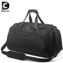 DC MEILUN Waterproof Large Capacity Travel Bags 15.6