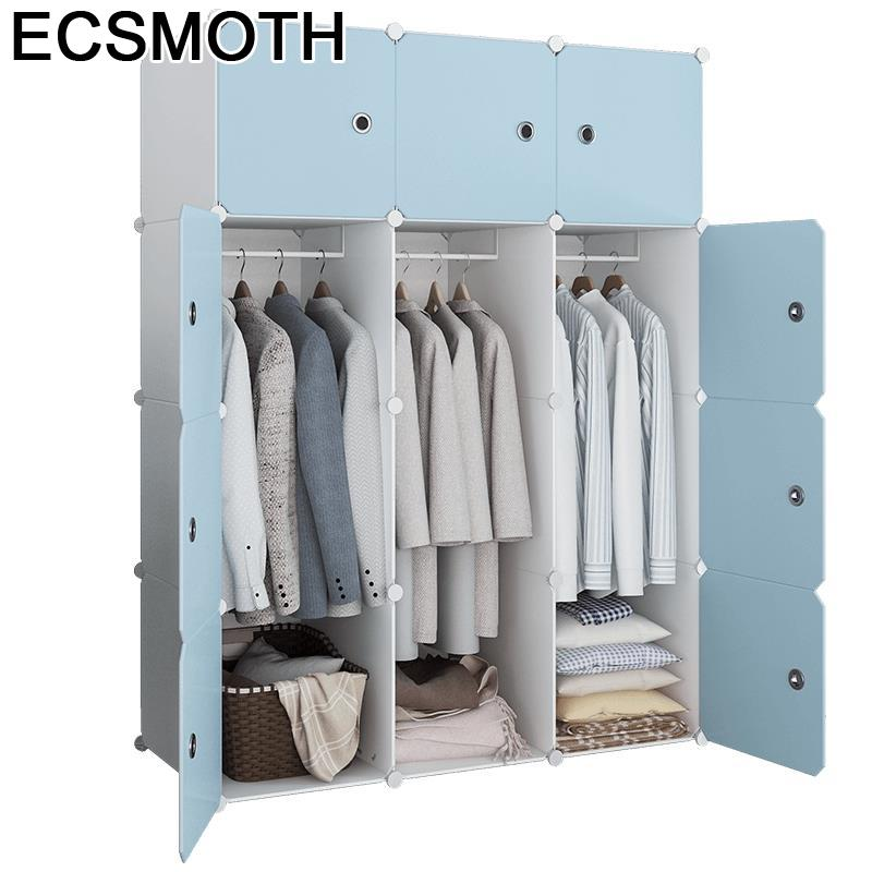 Meuble Moveis Dormitorio Gabinete Tela Rangement Chambre Armario De Almacenamiento Guarda Roupa Mueble font b Closet