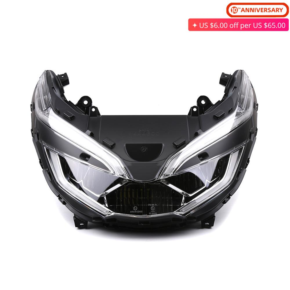 PCX 125 150 Front Headlight Head Lamp Light Headlamp For Honda PCX125 PCX150 2017 2018 2019 Motorcycle Scooter Accessories